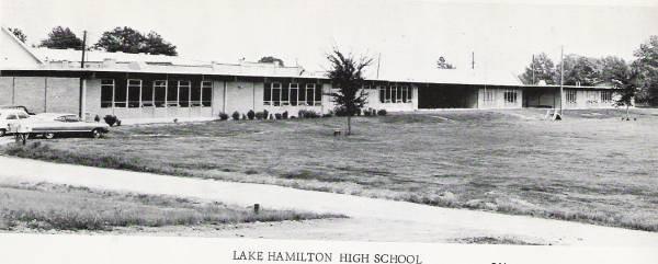 Lake Hamilton High School in