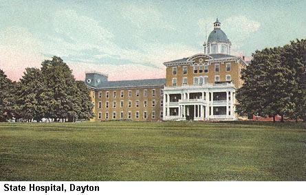 mental health Dayton