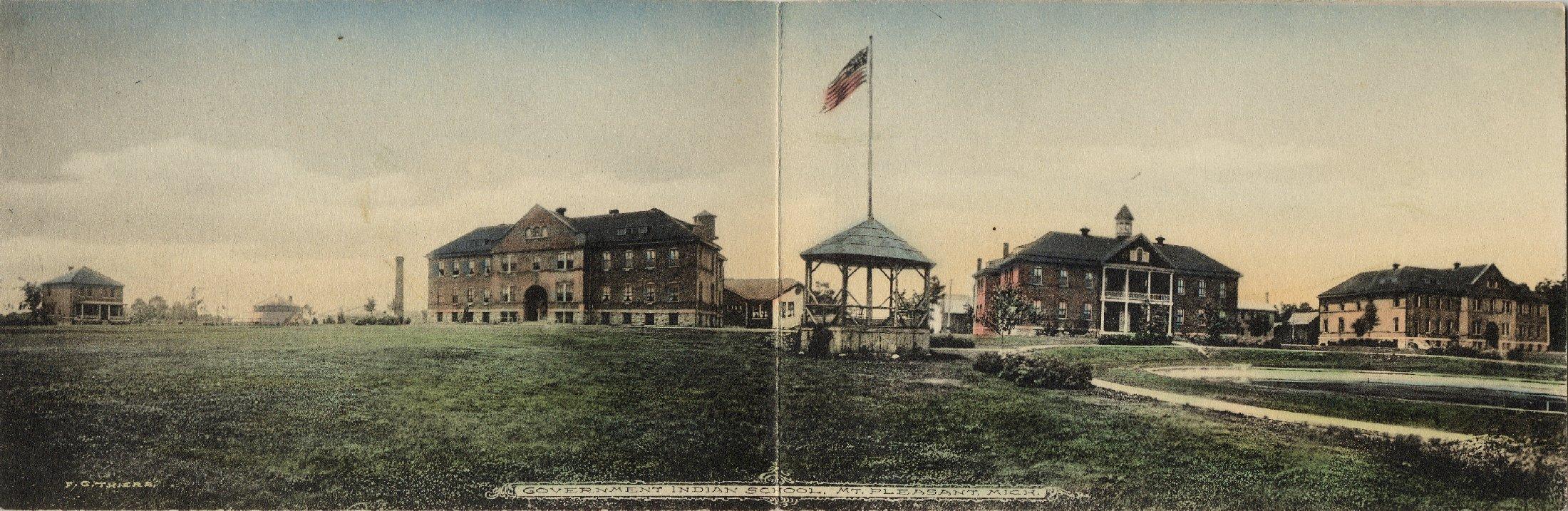 Mt Pleasant Training School Historic Asylums