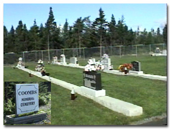 Coombs Memorial Cemetery, Placentia