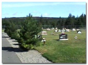 Dermot McGettigan Memorial Cemetery, Placentia