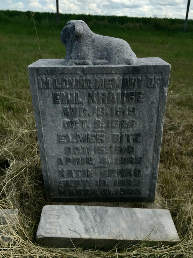 Saskatchewan Cemeteries Project - Trinity Lutheran Church