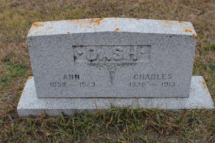 Saskatchewan Cemeteries Project - Ceylon St  Andrew's