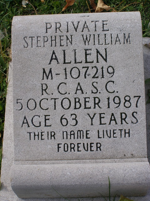 Saskatchewan Cemeteries Project Riverside Memorial Park Cemetery