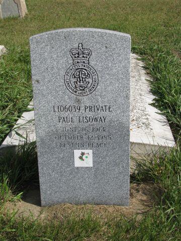 Saskatchewan Cemeteries Project - Stoney Creek Cemetery