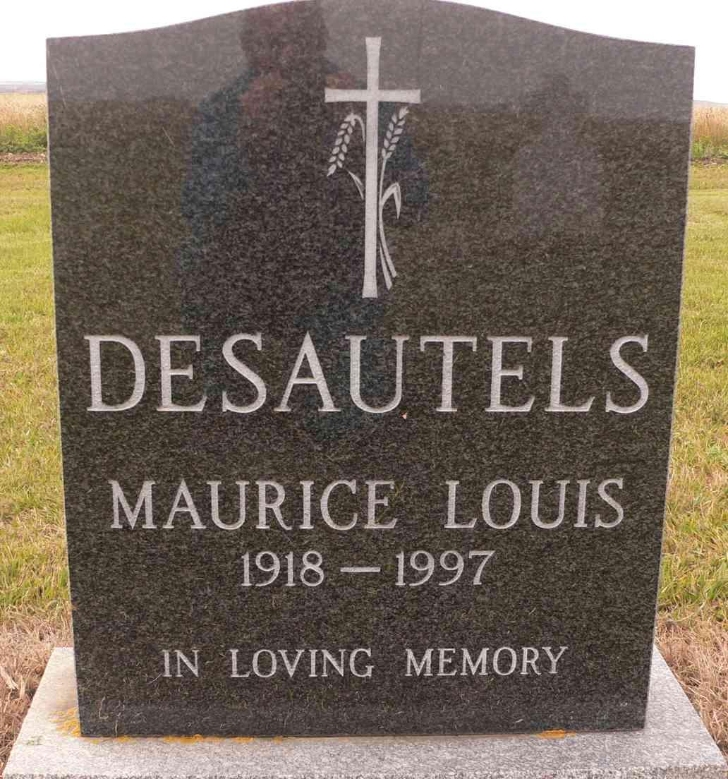 Saskatchewan Cemeteries Project - Butte Ste  Pierre