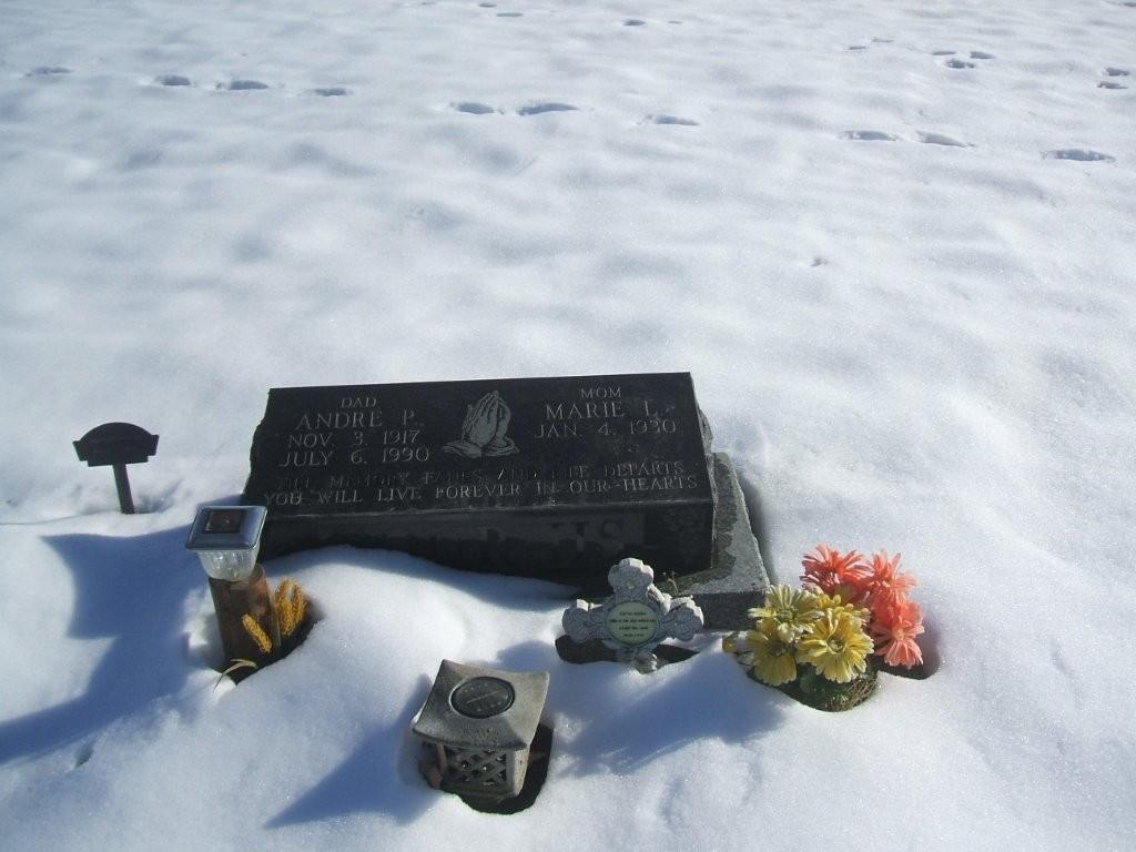 Saskatchewan Cemeteries Project - St  Ann's Cemetery