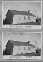 JOSHURUN 1913 1907 1952 Qu'Appelle Sheet Map NW 22 Township 22 Range 13 W of the 2 nd Meridian near Lipton 1948