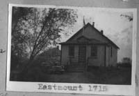 EASTMOUNT 1715   1956 SE 18 Township 24 Range 20 W of the 2 nd Meridian near Butterton 1952 Closed 1956, conveyed to Bryn Mawr.