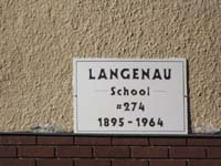 Langenau School District #274, Ebenezer , Saskatchewan