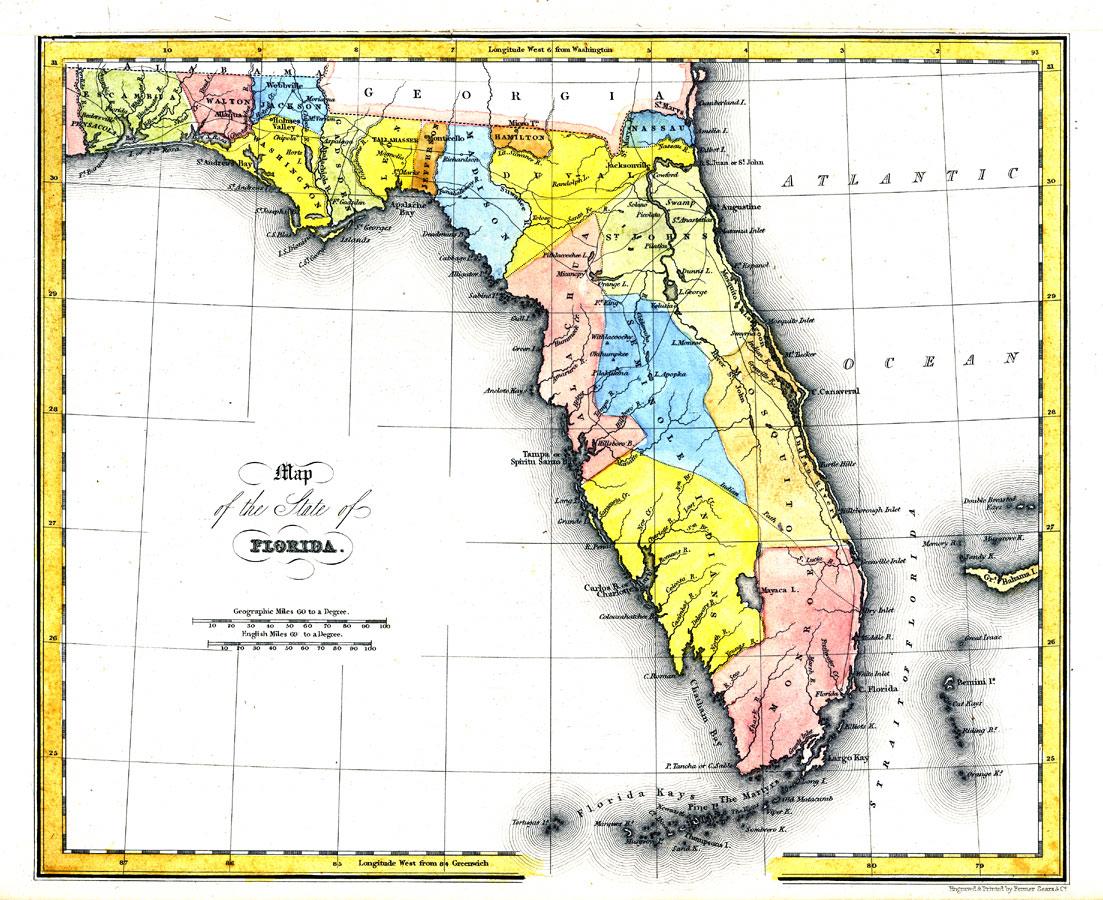 Florida Maps - Florida map
