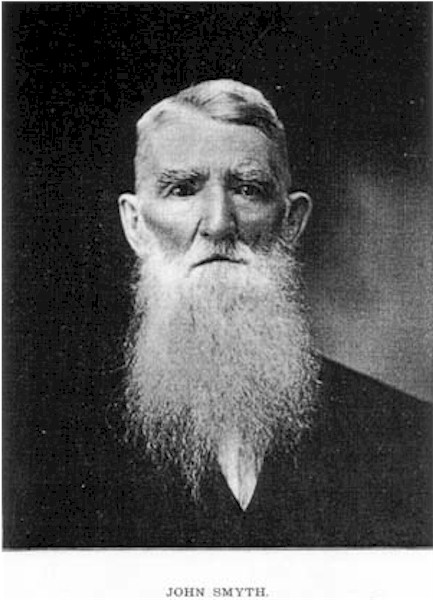 John Smyth, the first Baptist minister
