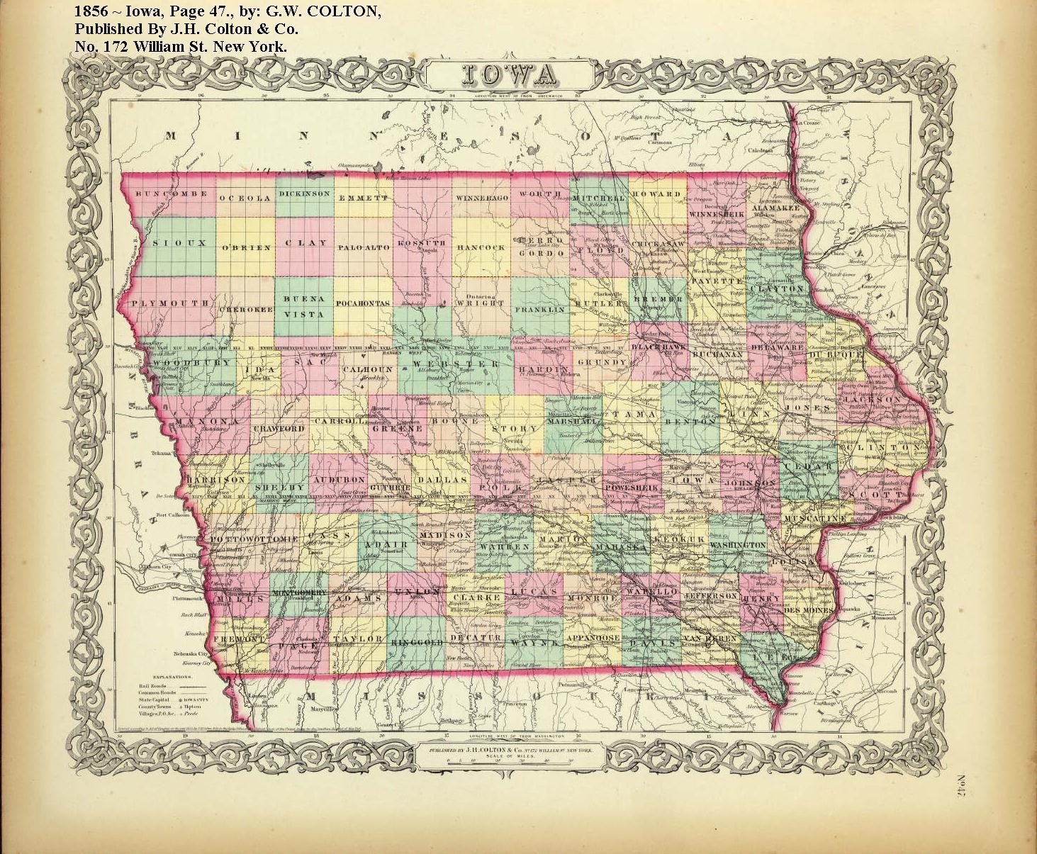 IA. Land Maps