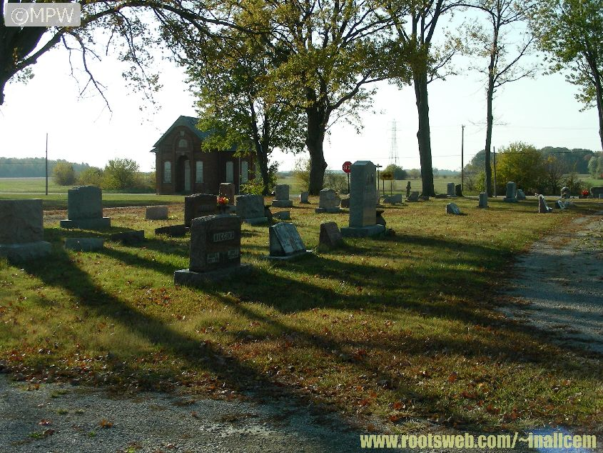 New St. Louis Besancon Cemetery