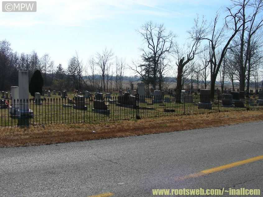 DAR Antioch Lutheran Cemetery photo