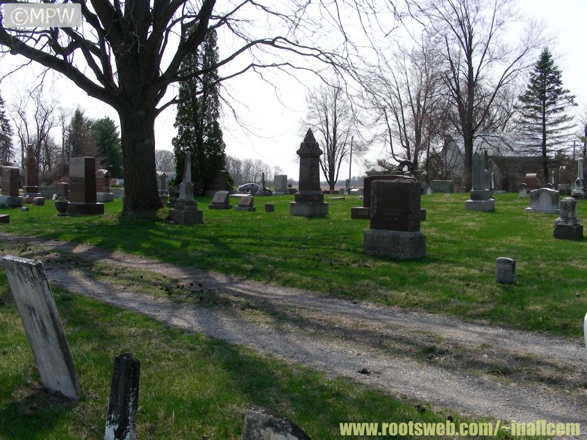 DAR Poe Williamsport Cemetery photo