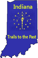Indiana Trails To The Past home page.