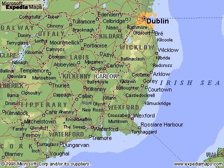 County Carlow Irelandgenweb