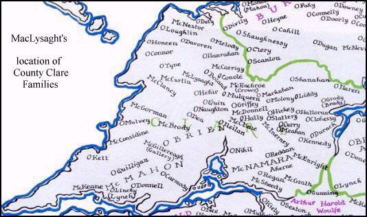 Map Of Quinn Ireland.Ireland S History In Maps Tuadmumu Kingdom Of Thomond