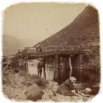 bridge_at_glendalough_county_wicklow_ireland records