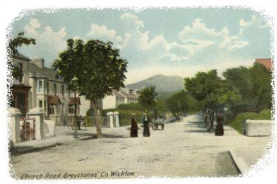 Church Road Greystones county_wicklow_ireland records
