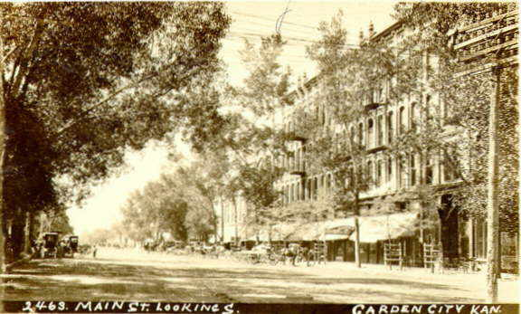 Finney County Kansas Genealogy and History