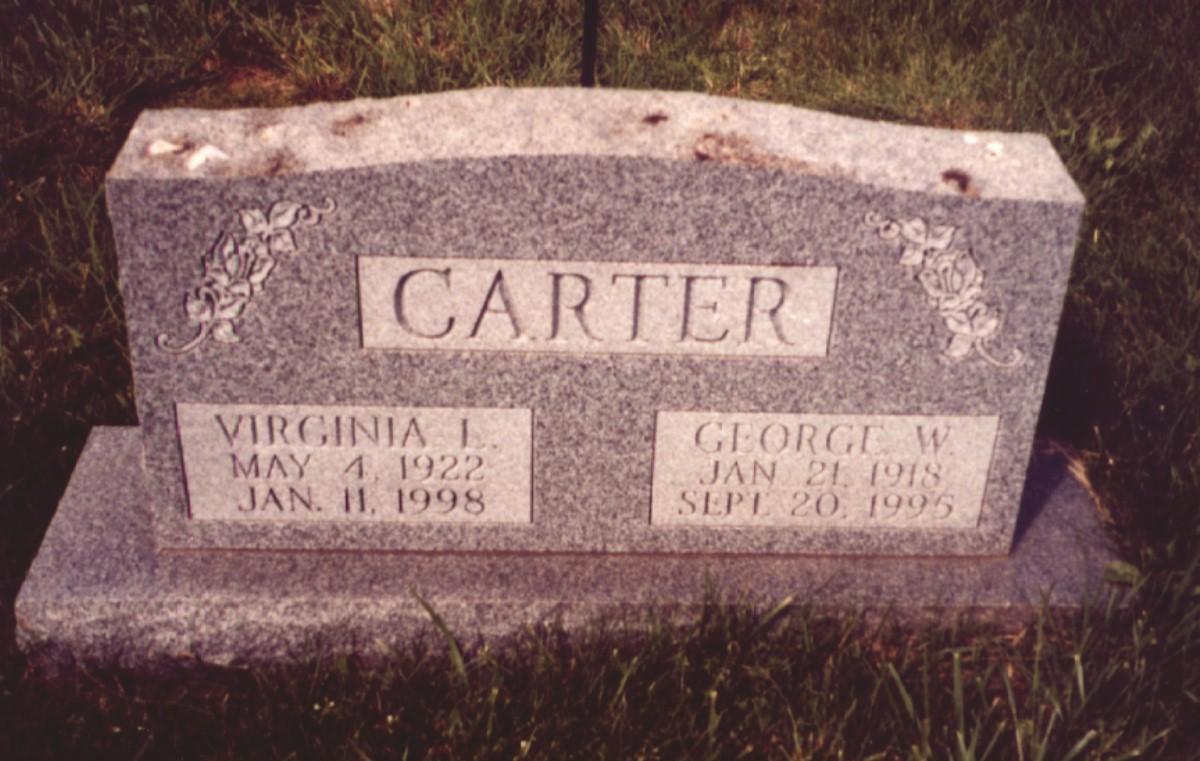 Virginia L Carter Net Worth