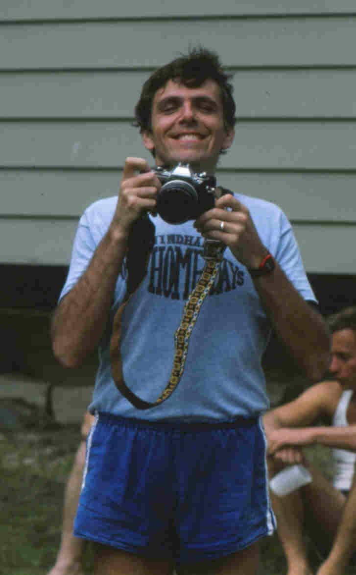 Photo of Don Penta, MTC Photojournalist