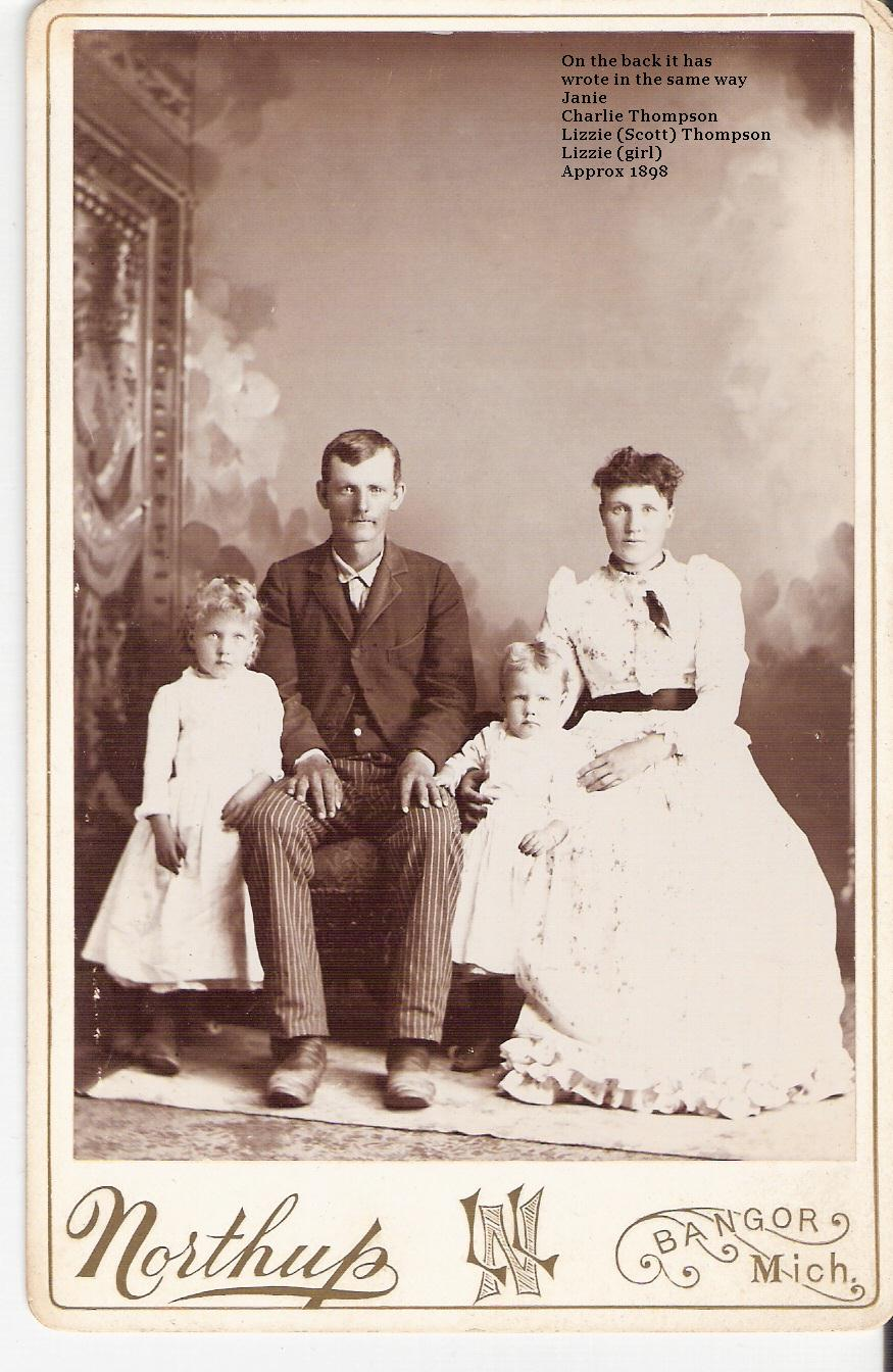 Charlie Thompson Family
