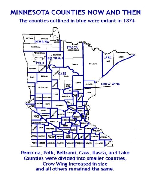 QuotMaps Wabasha County Minnesotaquot