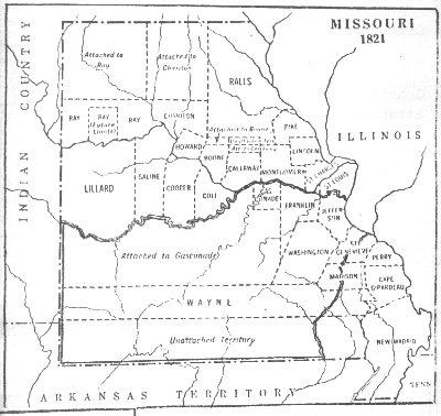 Maps Barry County MO - County maps of missouri