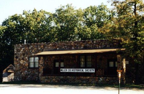 Miller County MOGenWeb
