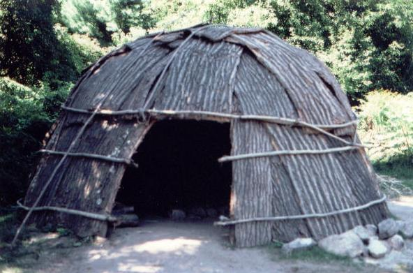 Wampanoag Dwellings