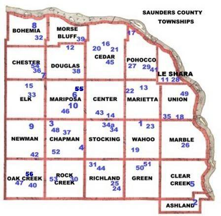 Saunders County Negenweb Project Cemeteries