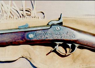 [Springfield .58 caliber musket]