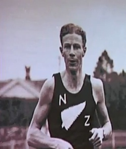 Jack Lovelock - athlete and doctor