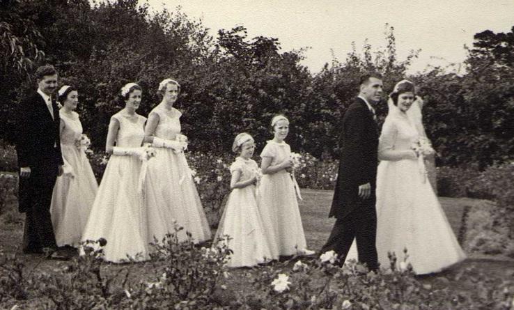 wedding bells - south canterbury, n.z.