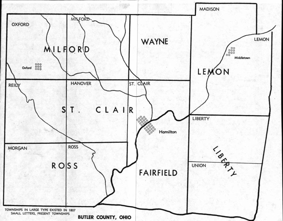 Browsing Through Butler County Maps Pictures More