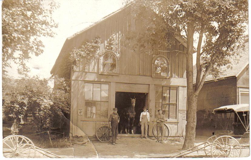 blacksmith shope photo