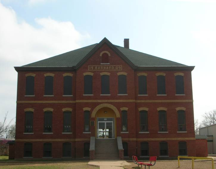 Barnard Elementary School, Tecumseh