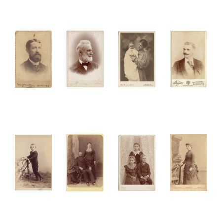 Pickard Raymond Barnum Family Photos