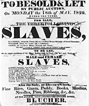 Slavery in the United States?