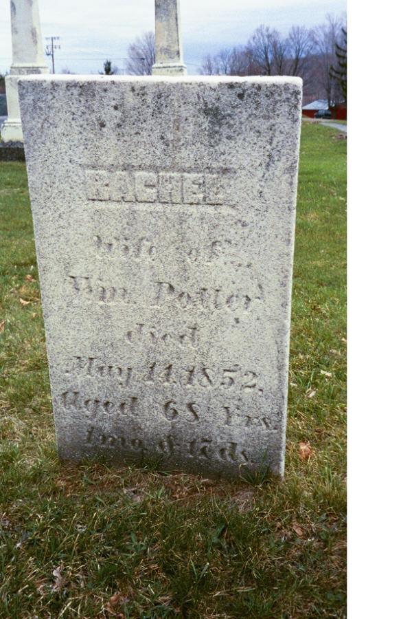 Rachel Potter Grave jpg