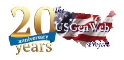 USGenWeb Celebrating 20 Years
