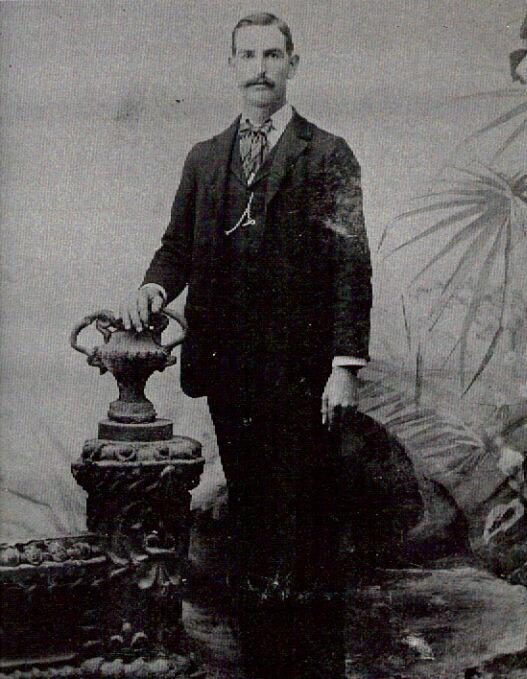 Henry Thomas Lindsey
