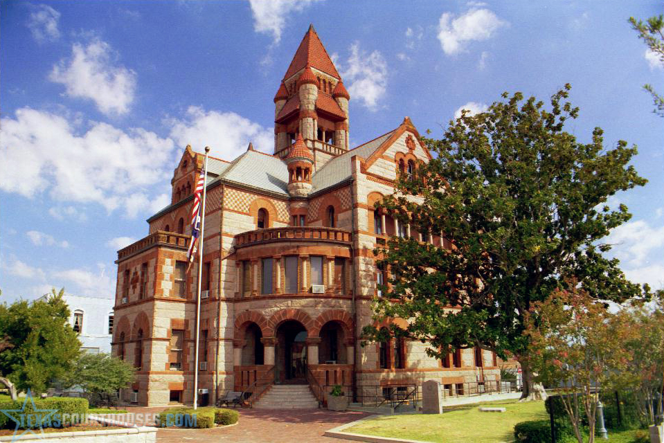 Hopkins County Court House