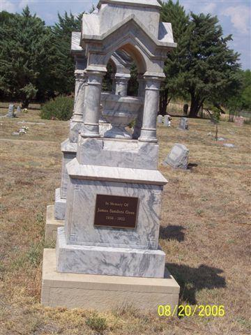 Both Sayers Monuments