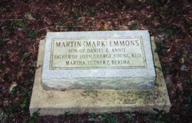 Martin Emmons