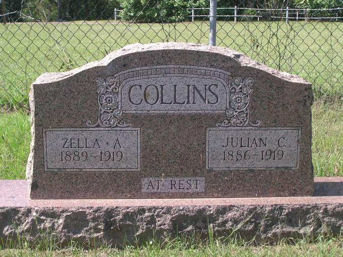 Locust Grove Cemetery Pg 1