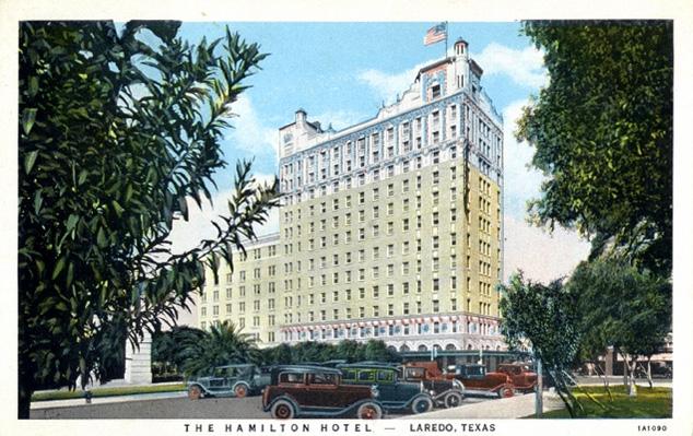 Hamilton Hotel Laredo Texas